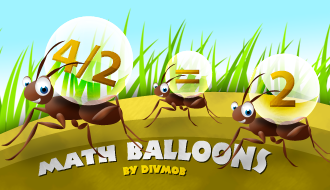 Math Balloons