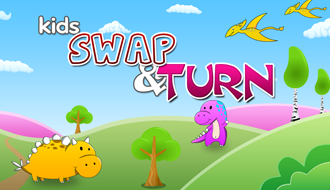Kids Swap & Turn